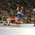 The Daily Iowan: Dake leads USA to gold medal dual